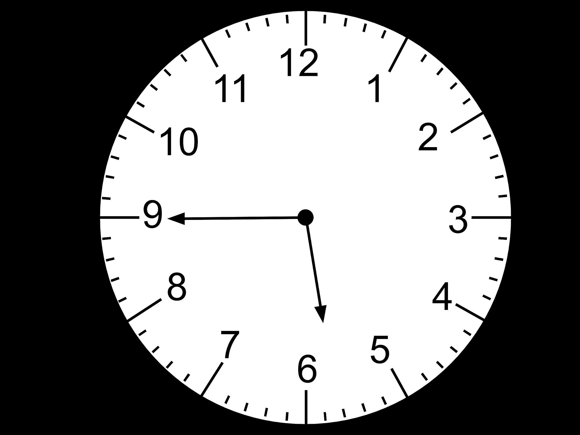 5 Formas de Falar as Horas em Inglês